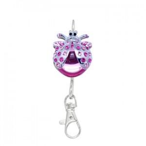 Pink Ladybird Keyfinder