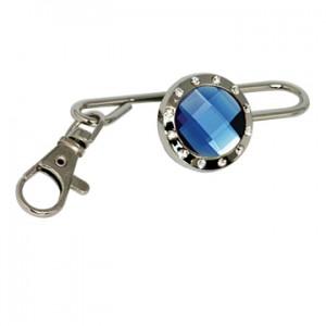 Classic Blue Crystal Keyfinder