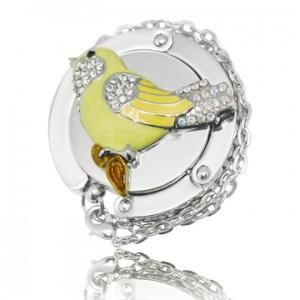 Critter - Yellow Birdie Hook